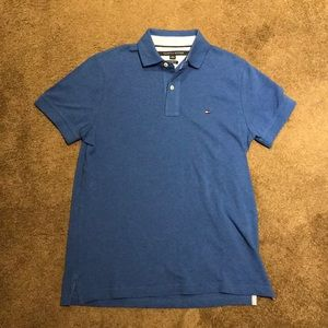 Tommy Hilfiger Polo (Blue) Size - S